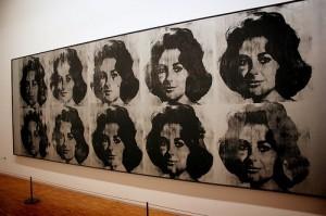Andy Warhol sérigraphie mécanisation