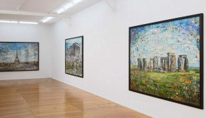 galerie vik muniz photographie collage