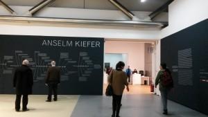 Exposition Anselm Kiefer décembre 2015